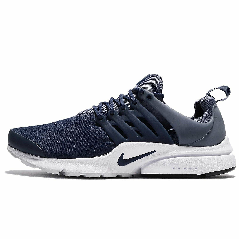 Nike Uomo aria presto indispensabile scarpe blu marina / diffuse 848187-406 marina / diffuso blu