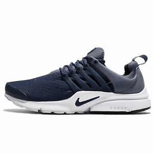 pretty nice 42495 56fa8 Image is loading Nike-Mens-Air-Presto-Essential-Shoes-Navy-Diffused-