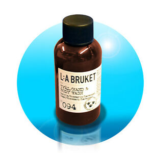 L-A-Bruket-No-094-Hand-amp-Body-Wash-Salvia-Rosemary-Lavender-60-ML-Fluessigseife