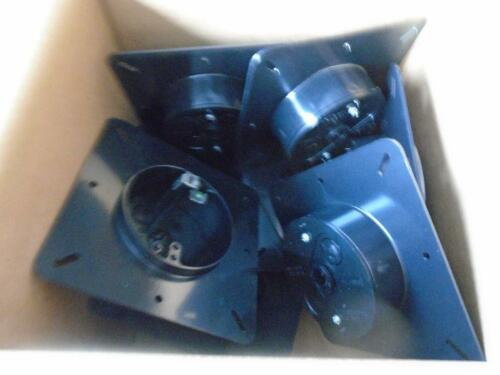 1 PC New ~ Non-Metallic Flanged Fixture Box Wall Mount FR420FGC