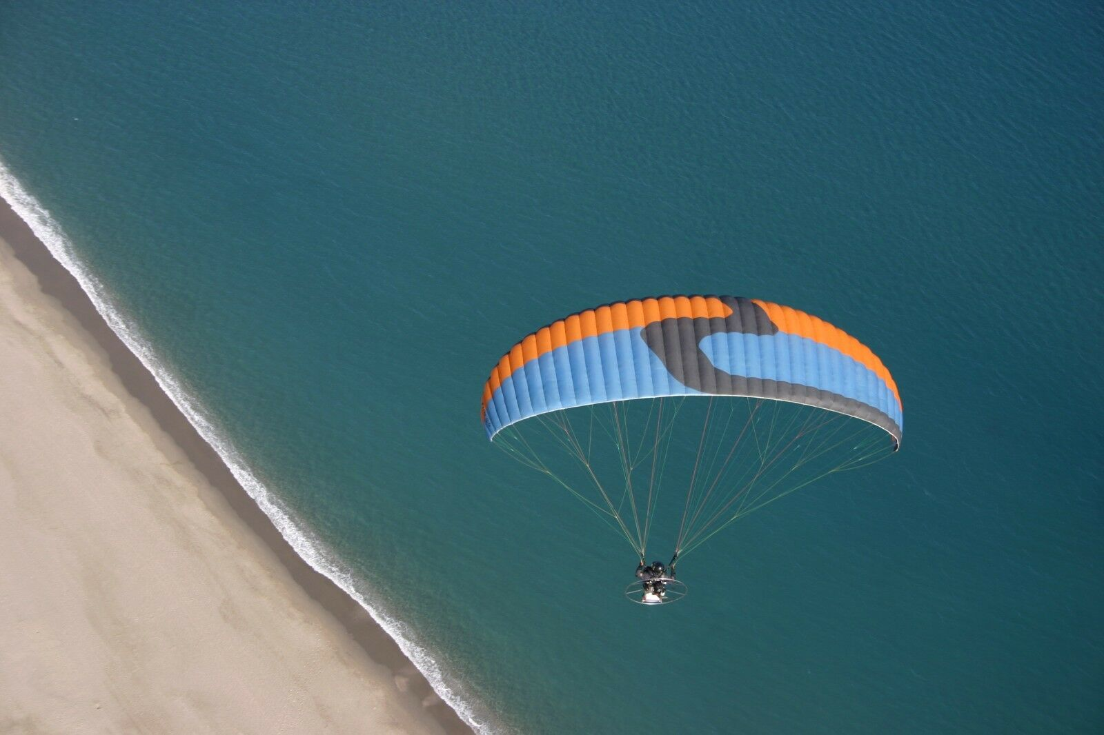 10 Day BEGINNERS PARAMOTORING COURSE IN SPAIN WITH BHPA SCHOOL