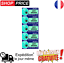 miniature 6 - Lot Piles bouton montres SONY 377 Argent AG4 SR66 LR626 376 SR626SW SR626 V377.