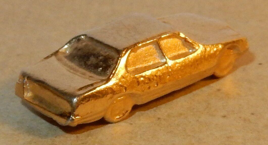 RARE ANNEES 1990 BMW SERIE 7 METAL DORE DORE DORE FEVE 3D e1daf3