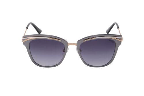 Women/'s Sunglasses Horn Rimmed Sunglasses with Anti-glare Lenses Metal  Eyewear