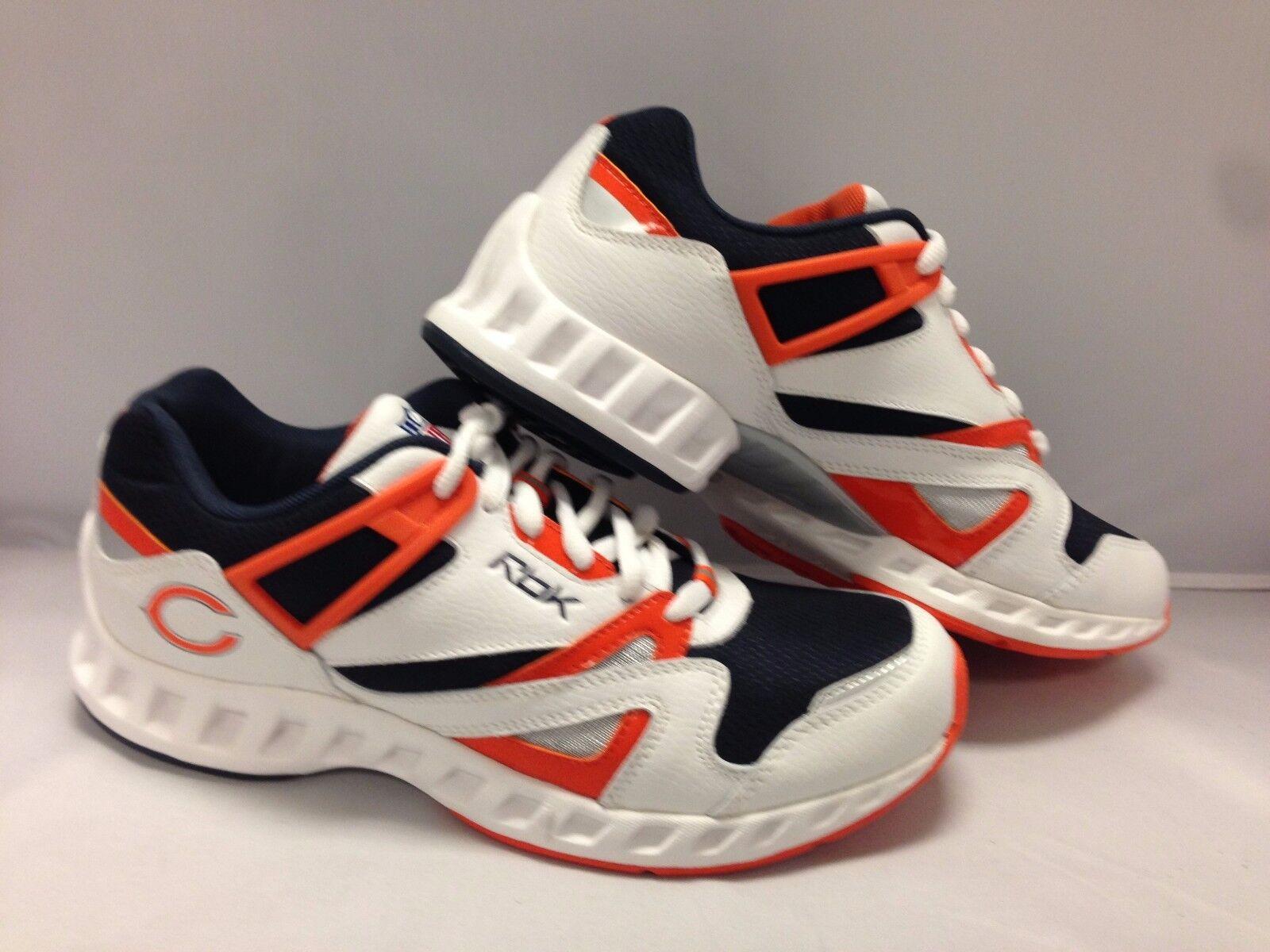 NFL Herren Schuhe   Bärenmuster'' Orange Weiß