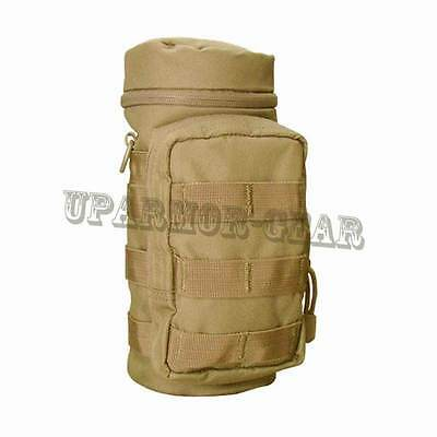 MOLLE Hydration H2O Water Utility Pocket Pouch TAN (CONDOR MA40)