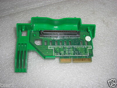 HP P985H Multibay Daughter Board Assembly   03435-01 03435-1  378833-001