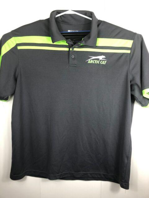 Holloway Golf shirt arctic cat   Size XL