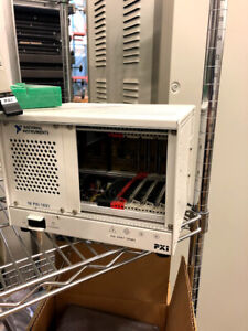 National Instruments NI PXI-1031 4-Slot, AC PXI Chassis
