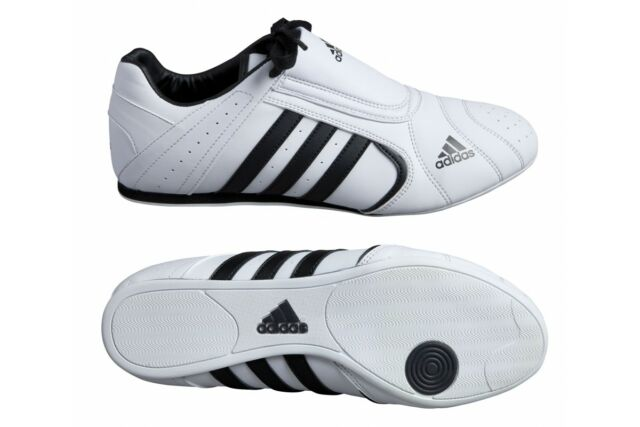 Adidas Martial Arts Trainers ADI SMIII Karate Taekwondo Shoes Adult Kids White