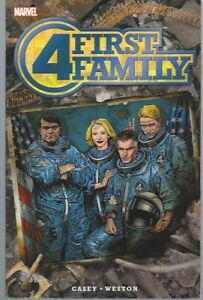 Fantastic-Four-First-Family-TPB-Marvel-2006-MCU