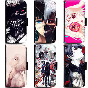 Anime-Tokyo-Ghoul-Tokyo-Ghoul-A-Series-B-Wallet-Flip-for-HTC-Nokia-Oppo-Xiaomi