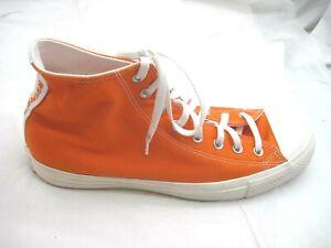 zapatillas converse hombre naranjas