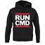 Code Developer DMC Hacker Nerd Run CMD Unisex Hoodie Geek Band