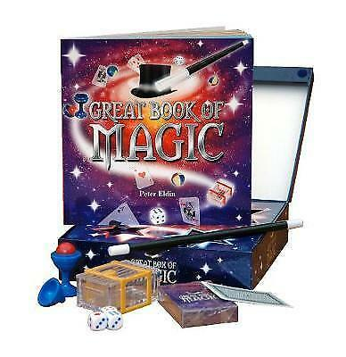 """VERY GOOD"" Great Box of Magic (Big Box), Peter Eldin, Book"