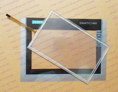 New touch glass /& protective film for Schneider HMIGTO6310