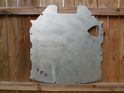 LRB RX-7 RX7 93 Aero FD FD3S Belly Pan S6 Cooling Panel Under Tray Slash Guard