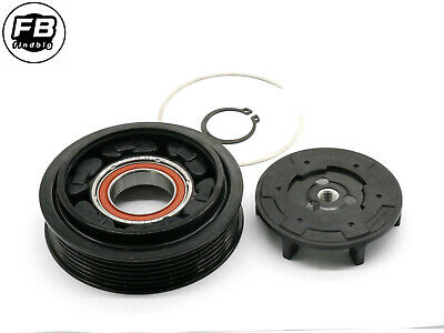 A//C AC Compressor Clutch Kit Fit For Mercedes CL500 C350 CL550 W//6 S63 AMG SL500