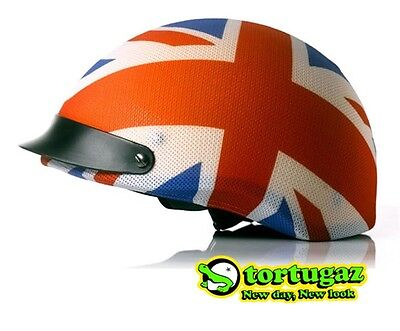 Tortugaz™ World Cup LIMITED EDITION Dot Bike Motorcycle Helmet COVER UK