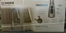 Moen Surie 1 Handle Pull Down Kitchen Faucet Model 87395srs For Sale Online Ebay
