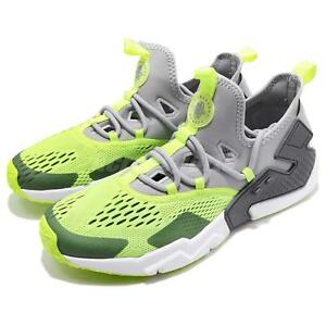 d44b833383d5 Nike Air Huarache Drift Breathe Wolf Grey Volt Men Running Shoes ...