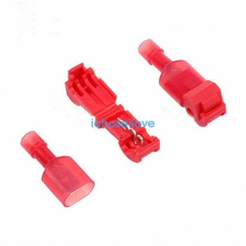 Unión rápida Conector de Cable de Bloqueo Eléctrico Terminal Engarzado Snap Automotive Il