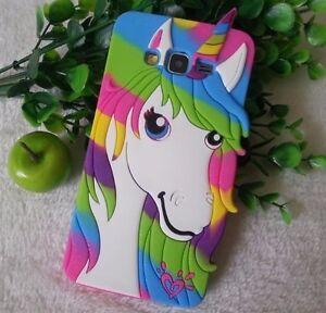 cover samsung grand prime unicorno