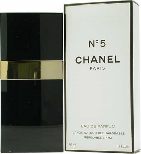 CHANEL No. 5 Eau De Parfum Vaporisateur Spray 1.7 FL Oz for sale online  613967493d
