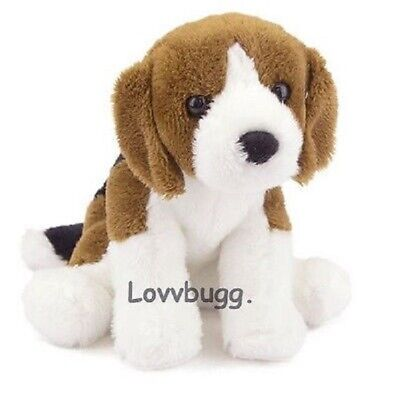 "Beagle Puppy Dog Pet for American Girl 18/"" Doll Molly Ruthie  LOVV DA LOVVBUGG!"