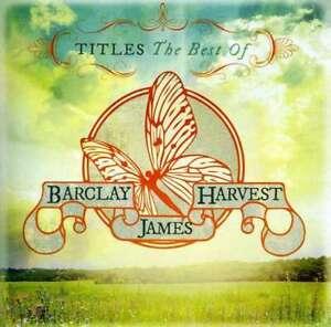Barclay James Harvest - BJH - Titles: The Best Of - CD - NEU/OVP