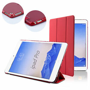 Red-Leather-Case-For-APPLE-iPad-Pro-12-9-Cover-w-Sleep-Mode