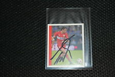 CHRISTIAN TRÄSCH signed Autogramm In Person PANINI Bundesliga 2009 VFB STUTTGART