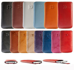 Original-Suncase-Tasche-fuer-Samsung-Galaxy-S5-mini-SM-G800F-Etui-Ledertasche