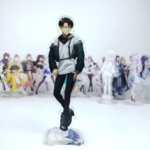 Anime Attack on Titan Acrylic Stand Figure Model Desk Decor Cosplay Gift