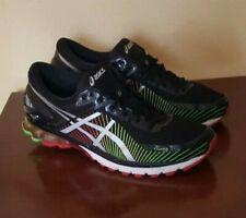 quality design bd51b fd797 ASICS GEL Kinsei 6 Running Shoes Black Silver Red T642n Sz ...