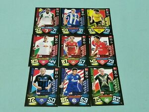 Topps-Match-Attax-2019-2020-9-x-Nationalspieler-aus-Mini-Tin-19-20