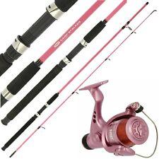1 x CARP STALKER Pink 6FT 2PC 1.8M Carp Short Rod Girls Fishing Women Tackle NGT