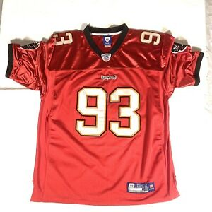 Details about Authentic Gerald McCoy NFL Tampa Bay Stitched Jersey Reebok Sz 54