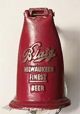 1950s Blatz Milwaukee's Finest Beer Barmount One Shot Can Bottle Opener K-2-4