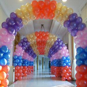 100pcs-Latex-Ballons-Party-Wedding-Birthday-Decoration-10-inch