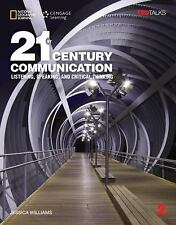 21st Century Communication 2: Listening, Speaking and Critical Thinking: Studen