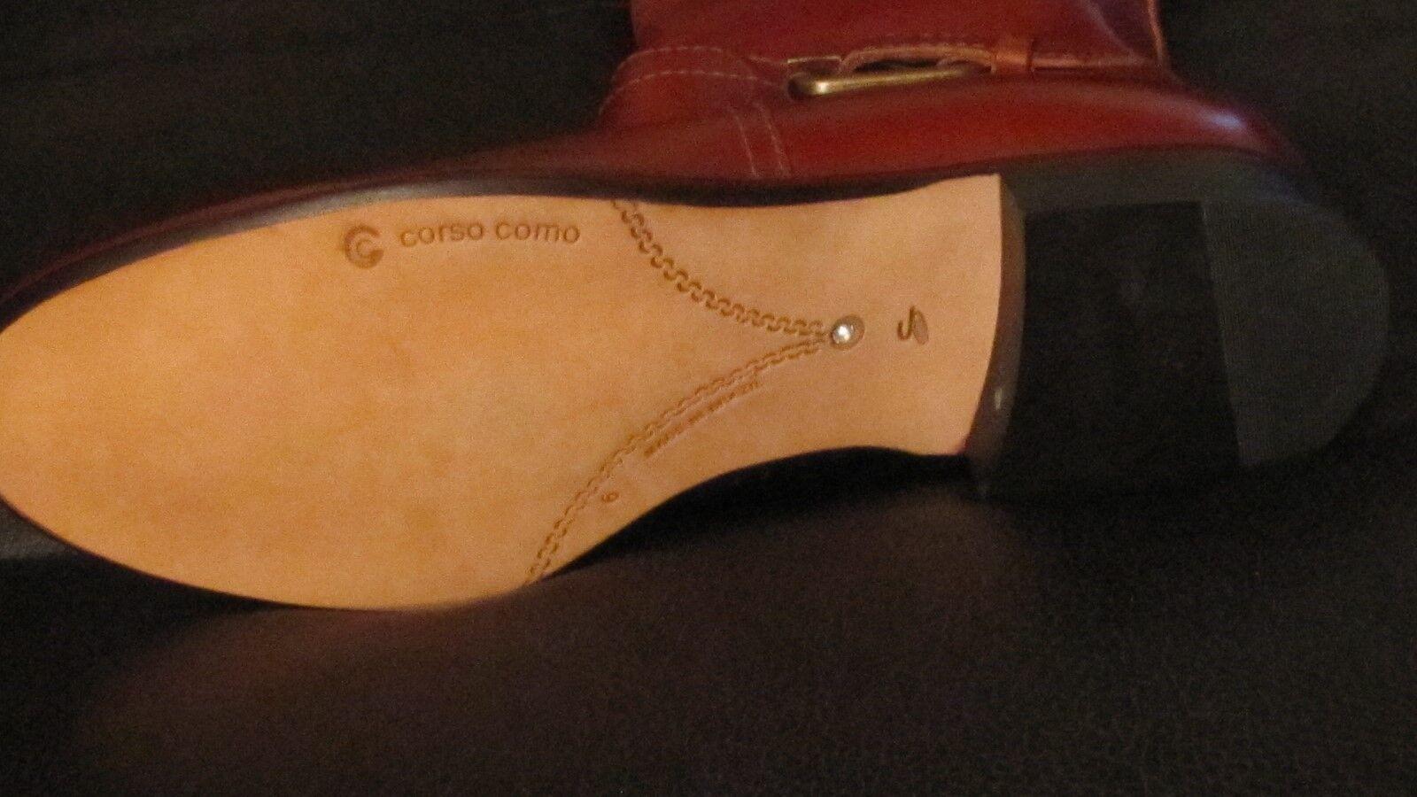 Corso Como DAMEN 6 Leder San Jose Reitstiefel Schuhe 6 DAMEN 547bd4