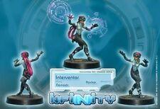 Infinity: Nomads Interventor (Hacker) CVB 280502