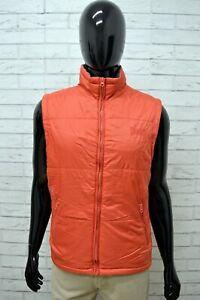 Détails sur Giubbino EVERLAST Uomo Taglia Size L Giubbotto Smanicato Coat Jacket Arancione