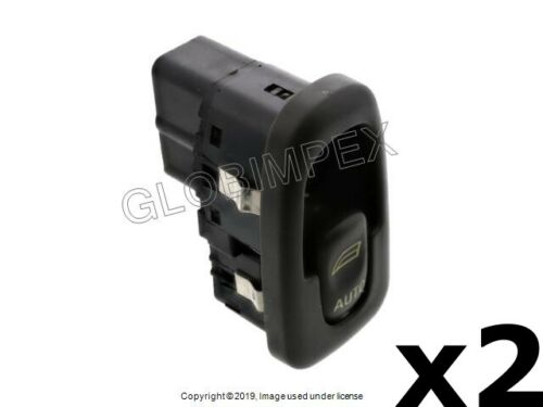 WARRANTY VOLVO S70 V70 2 PRO PARTS 1998-2000 Window Switch REAR L /& R