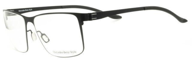 286059fc8a5 MERCEDES BENZ STYLE M 2054 B Eyewear RX Optical FRAMES Eyeglasses Glasses -  New