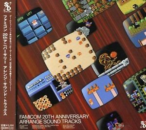 Details about Nintendo Sound Tracks Nes 20Th Anniversary Arrange Japan  Christmas gifts classic