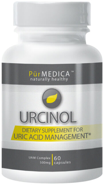 Urcinol-The Leading Non-Prescription Natural Gout Treatment