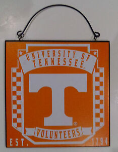 New-University-of-Tennessee-Volunteers-College-Licensed-Wooden-Sign-Fan-Sport