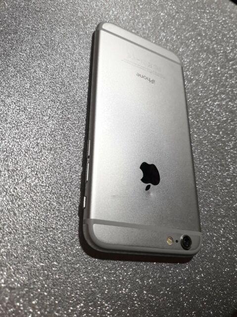 Apple iPhone 6 - 16GB - Silver unlocked